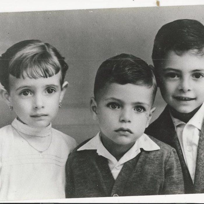 Ana Maria, Duarte e Jose Manuel