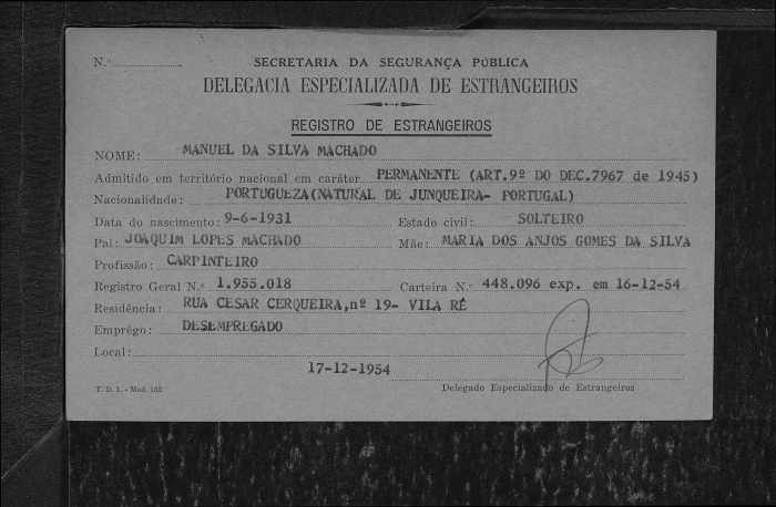 ManueldaSilvaMachado